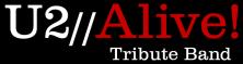 logo U2 cover Alive!